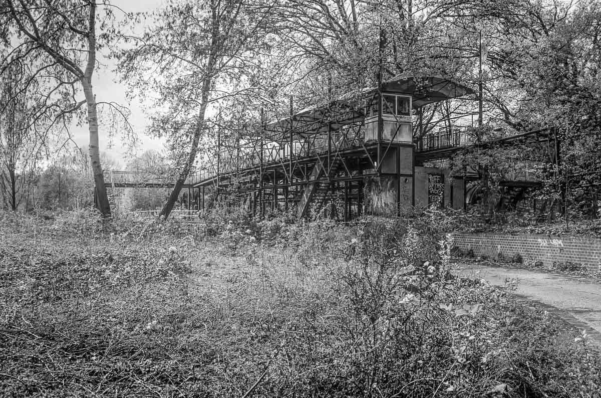 Freizeitpark Plänterwald