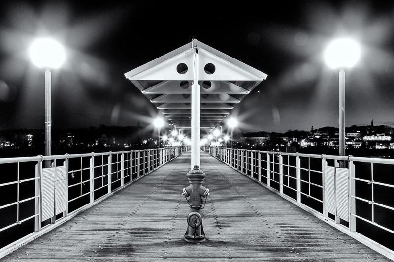 Seebrücke Bansin SW